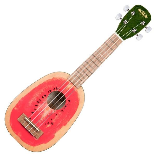 Kala KA-WTML Watermelon Soprano Ukulele