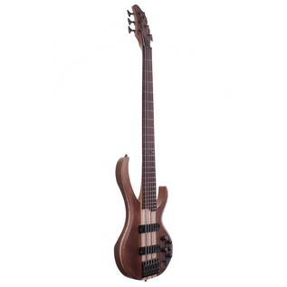 Ibanez BTB676 6-String Bass Guitar, Natural Flat