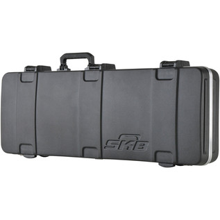 SKB Pro Rectangular Electric Guitar Case - Closed