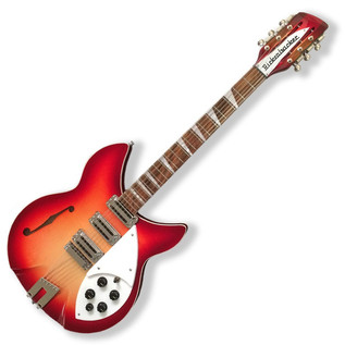 Rickenbacker 1993Plus 12 String Electric Guitar, Fireglo