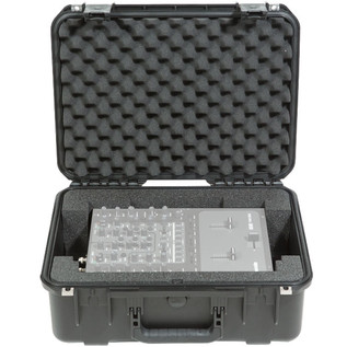 SKB Injection Molded Watertight Case for Rane Mixer - Front View