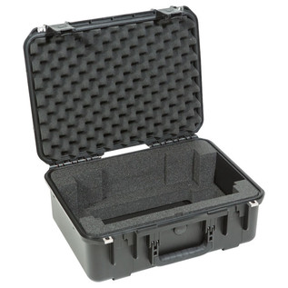 SKB Injection Molded Watertight Case for Rane Mixer - Angled 2