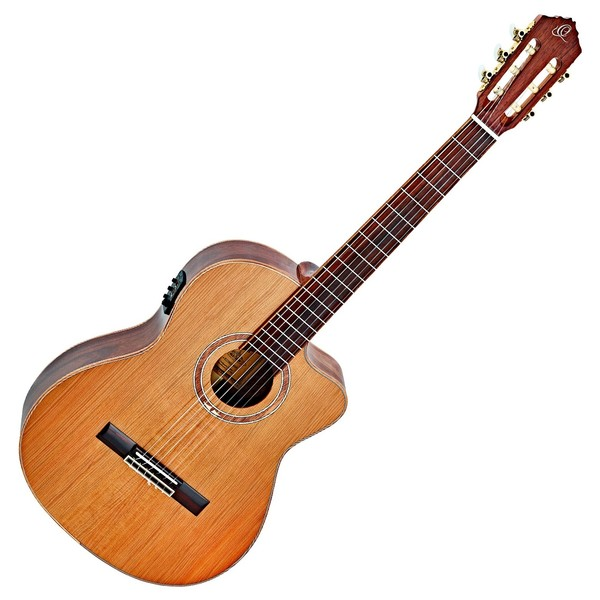 Ortega RCE159SN Classical Guitar, Slim Neck
