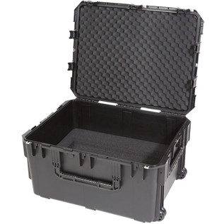 SKB Injection Moulded Bose F1 812 Loudspeaker Case - Angled