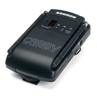 Samson Concert 88V Camera System, CR88V Micro Wireless Receiver