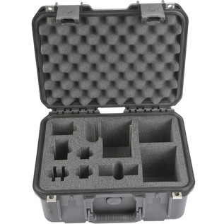 iSeries Injection Moulded Waterproof Video Camera Case for Canon XC10 - Front