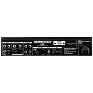 Behringer Bass V-Amp Pro Effects