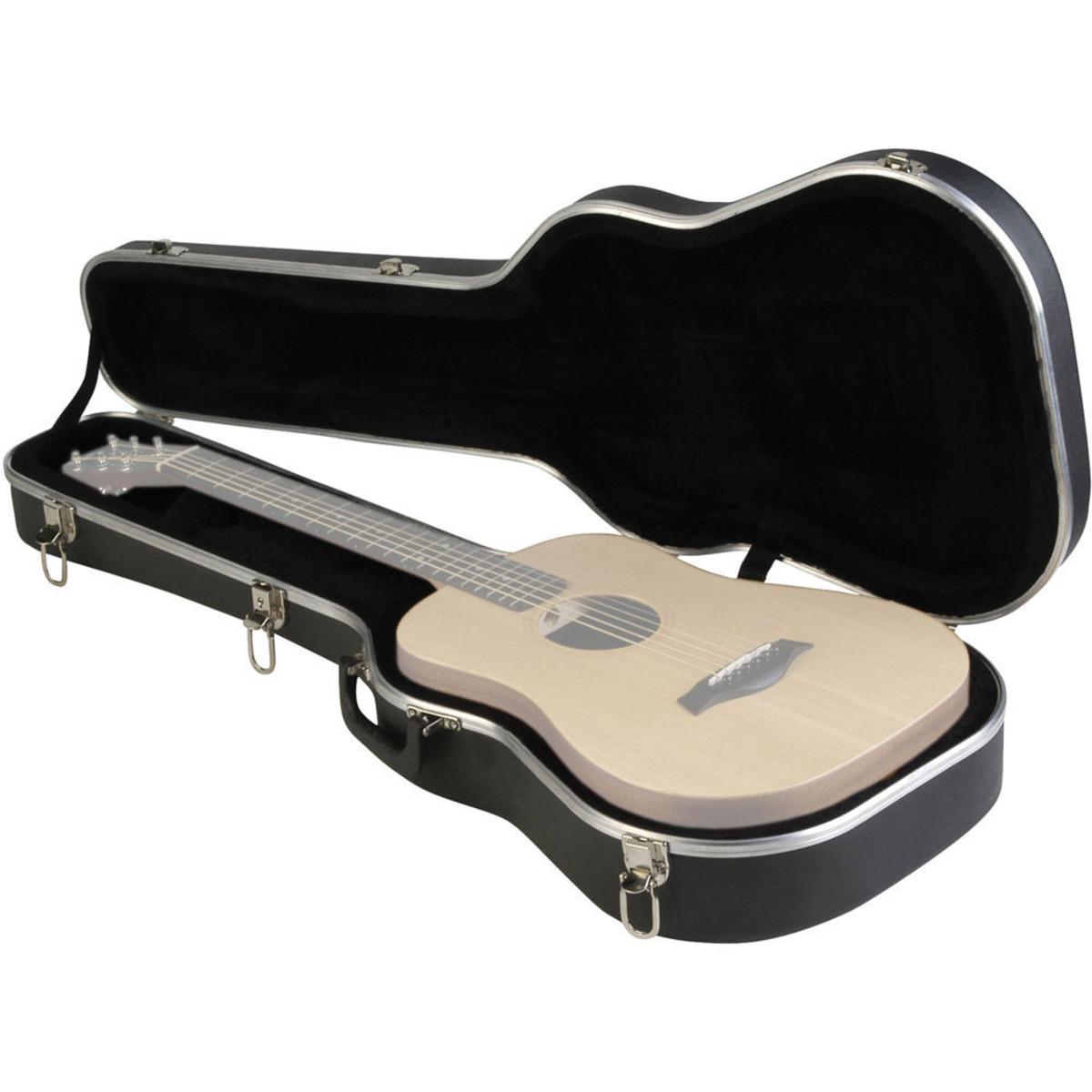 2cb5bde1b64 SKB Baby Taylor/Martin LX Hardshell Guitar Case - Open (Guitar Not  Included). Loading zoom. SKB Baby Taylor/Martin LX Hardshell Guitar Case ...
