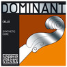Thomastik Dominant 143S 4/4 Cello D String, Chrome Wound