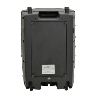QTX QX8PAV Portable PA Set with Bluetooth and CD/DVD Player