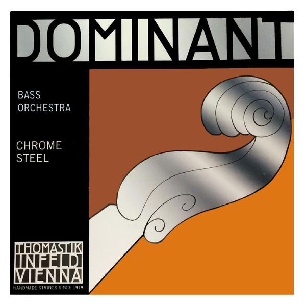 Thomastik Dominant Orchestra Double Bass E String, 3/4 Size