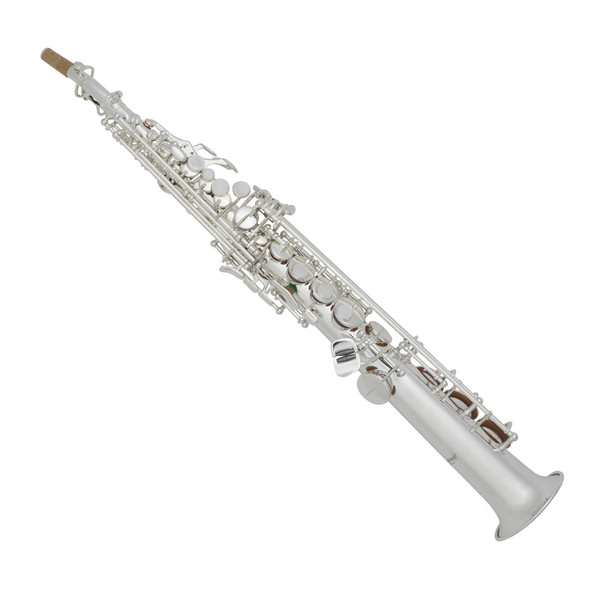 Conn-Selmer Avant Soprano Saxophone, Silver Plated