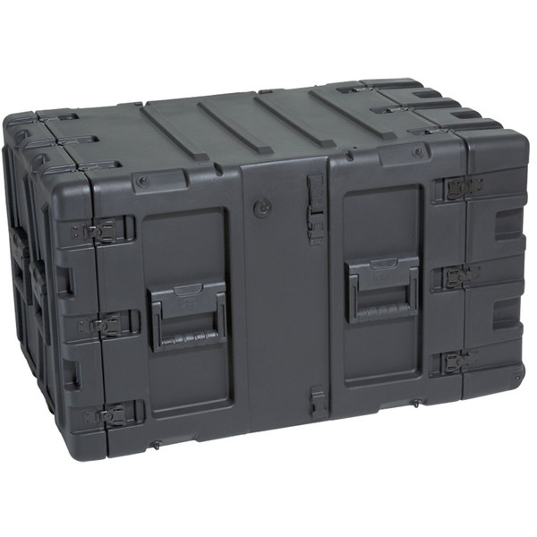 "SKB 9U Shock Rack 24"" Deep, Black - Case"