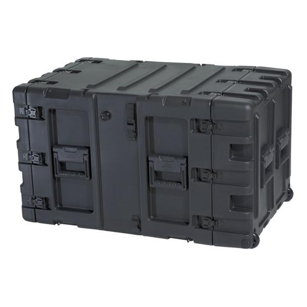 "SKB 9U Shock Rack 24"" Deep, Black - Case 3"