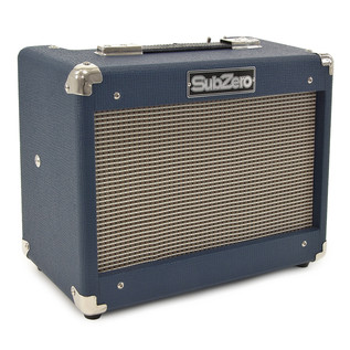 Greg Bennett Avion AV-6 Ltd Ed. Guitar + SubZero Tube Amp Pack, Nat