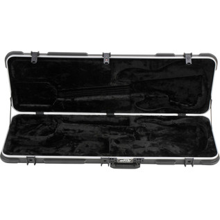 SKB Electric P/J Type Bass Hardshell Case - Case Open 2