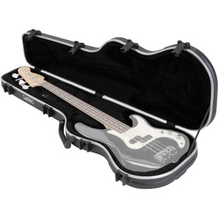 SKB Standard Bass Case - Case 2 (Guitar Not Included)