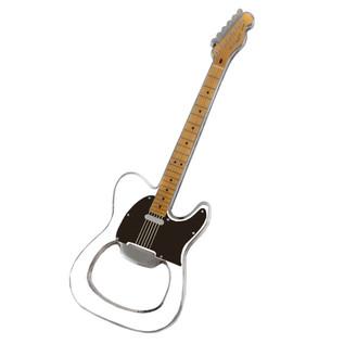 Fender Telecaster Bottle Opener Magnet, White
