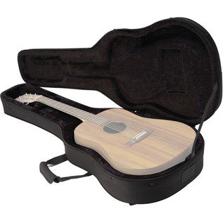 SKB SC18 Dreadnought Acoustic Soft Case, EPS Foam - Open 2 (Guitar Not Included)