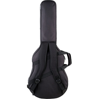 SKB Thin-line Acoustic / Classical Guitar Soft Case - Case Rear