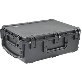 SKB iSeries 3424 Waterproof Case (wth cubed foam) - Closed