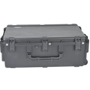 SKB iSeries 3424 Waterproof Case (wth cubed foam) - Closed (Front)