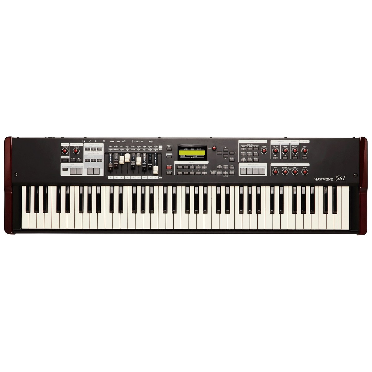 hammond sk1 73 note stage keyboard at gear4music. Black Bedroom Furniture Sets. Home Design Ideas