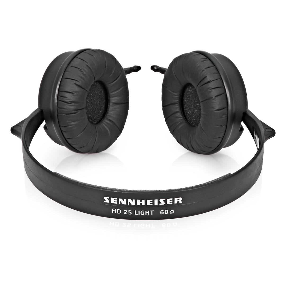 sennheiser hd 25 light headphones at gear4music. Black Bedroom Furniture Sets. Home Design Ideas