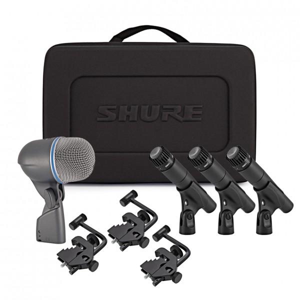 Shure DMK57-52 Drum Mic Kit