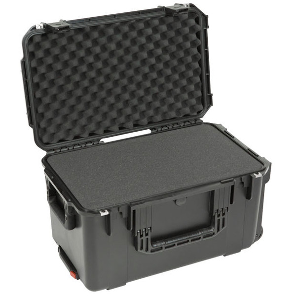 SKB iSeries 2213-12 Waterproof Utility Case With Cubed Foam - Angled (Left)