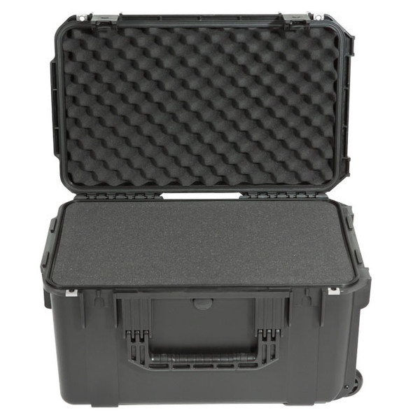 SKB iSeries 2213-12 Waterproof Utility Case With Cubed Foam - Front