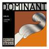Thomastik dominante 133S violino 4/4 G String, Silver ferita