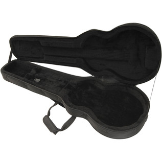 SKB SC56 Electric Guitar Soft Case - Case Open 2