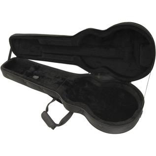 SKB SC56 Electric Guitar Soft Case - Case Open 2