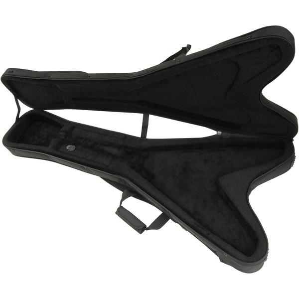 SKB SC58 Electric Guitar Soft Case - Open View 2