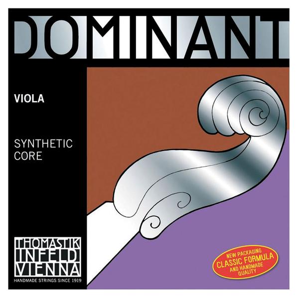 Thomastik Dominant Viola String Set, 4/4 Size, Light
