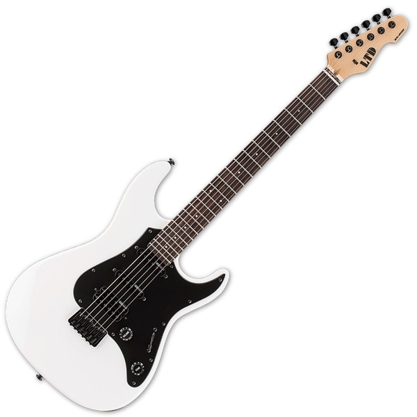 ESP LTD SN-200HTR Electric Guitar, Snow White