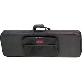 SKB SC66 Electric Guitar Soft Case, EPS Foam - Front