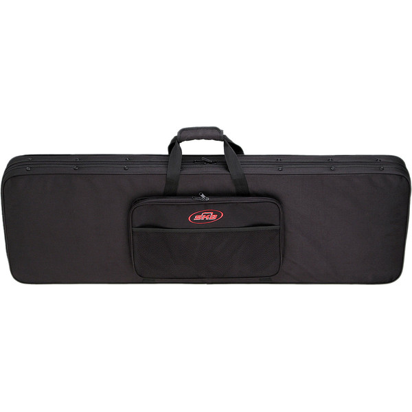 SKB SC44 Electric Bass Soft Case, EPS Foam - Front