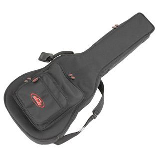 SKB GB18 Acoustic Guitar Gig Bag - Front