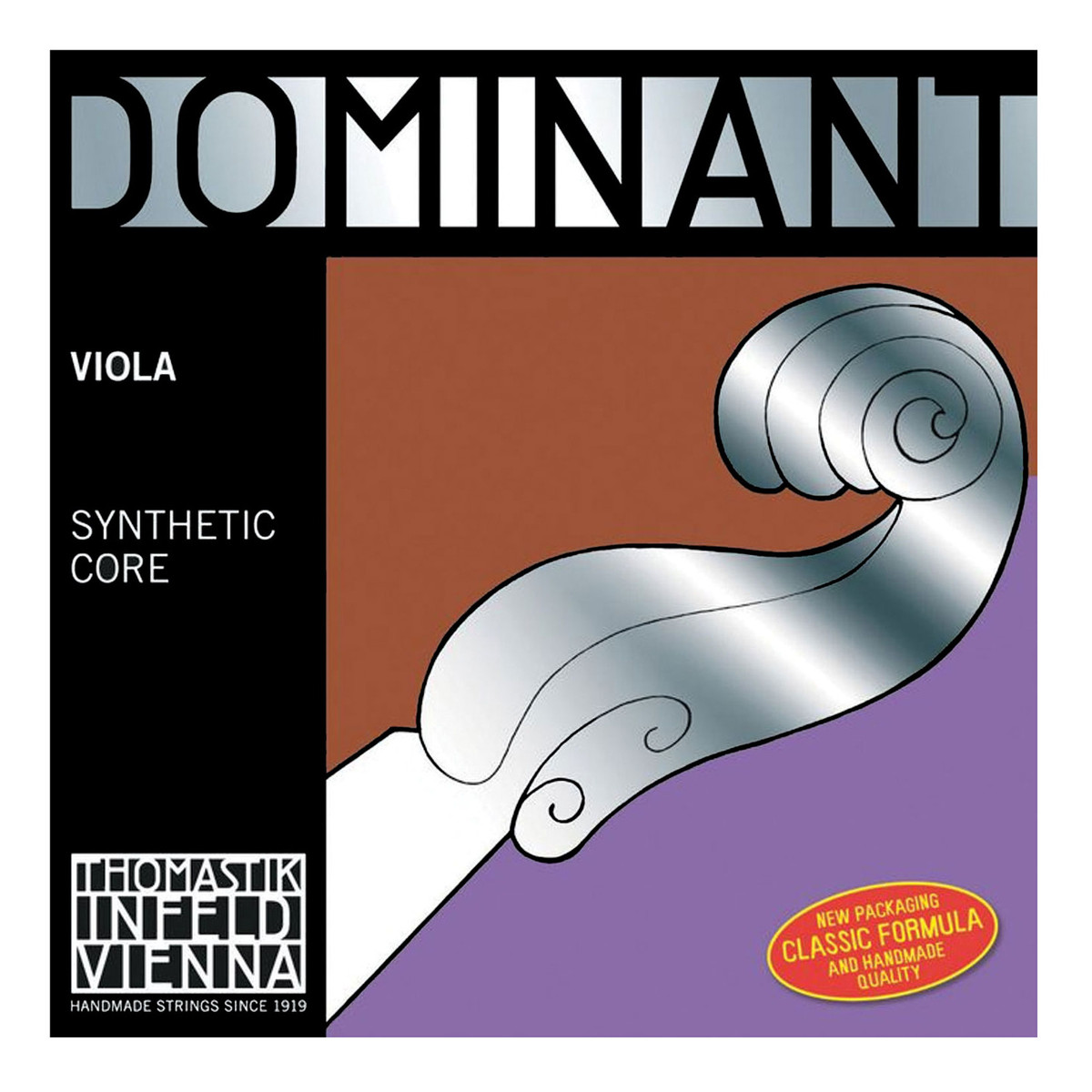 Click to view product details and reviews for Thomastik Dominant 138 4 4 Viola G String Silver Wound.