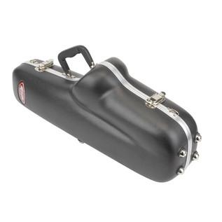 SKB Contoured Tenor Sax Case - Front