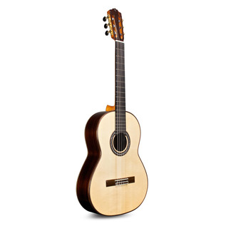 Cordoba C10 Luthier Series Parlour Classical Guitar, Natural Spruce