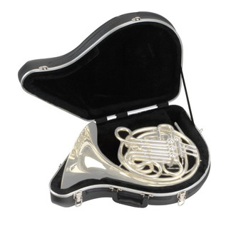 SKB French Horn Case - Open (Horn Not Included)