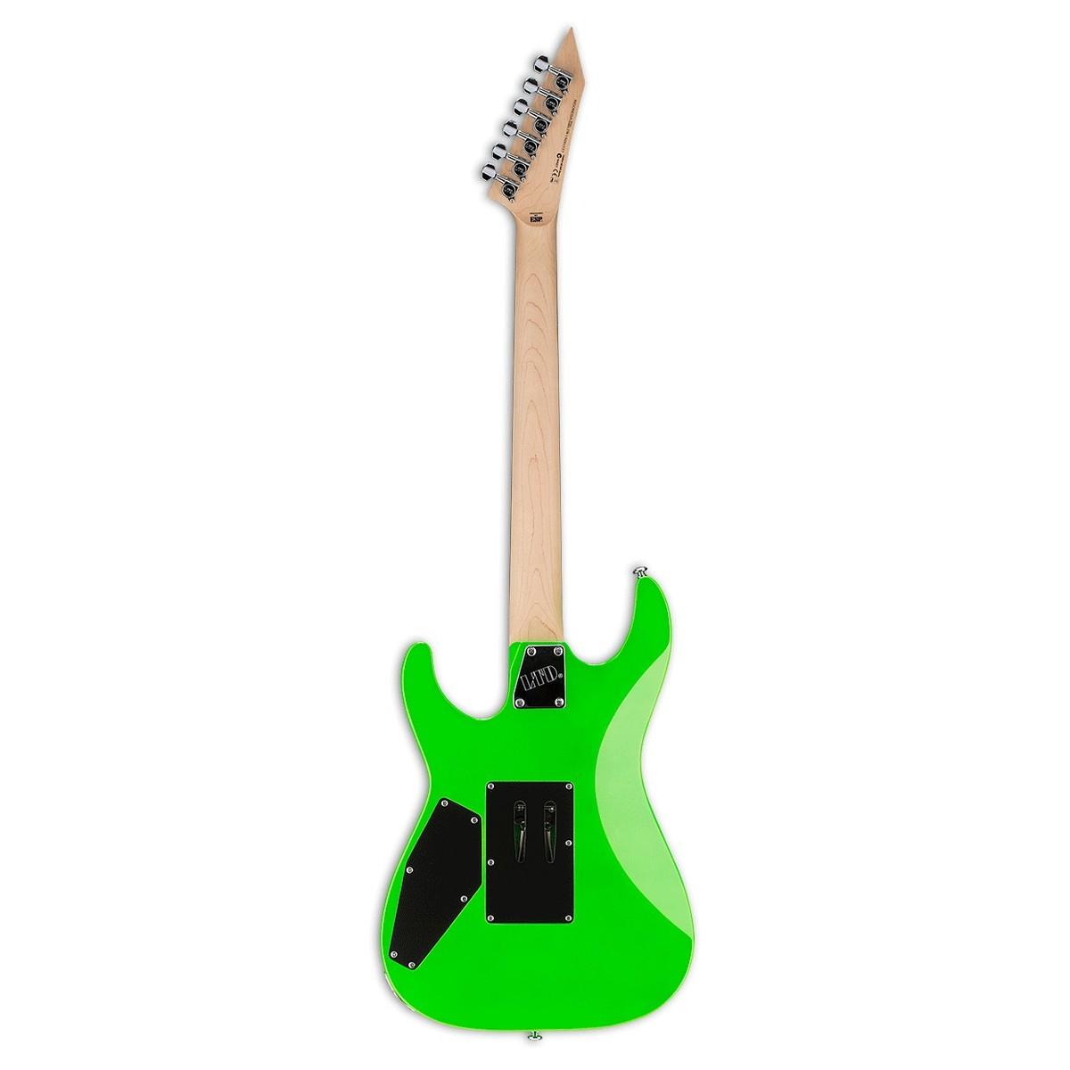 esp ltd m 50fr electric guitar neon green at gear4music. Black Bedroom Furniture Sets. Home Design Ideas