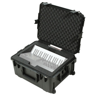 SKB Waterproof Case for Korg MS20 Mini Synthesizer - Angled