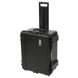 SKB Waterproof Case for Korg MS20 Mini Synthesizer - Case Angled