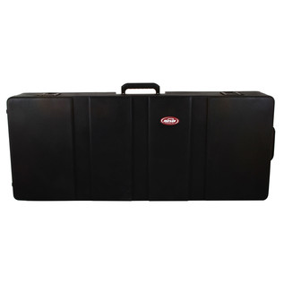 SKB Roto Moulded 61 Note Keyboard Case - Case Front