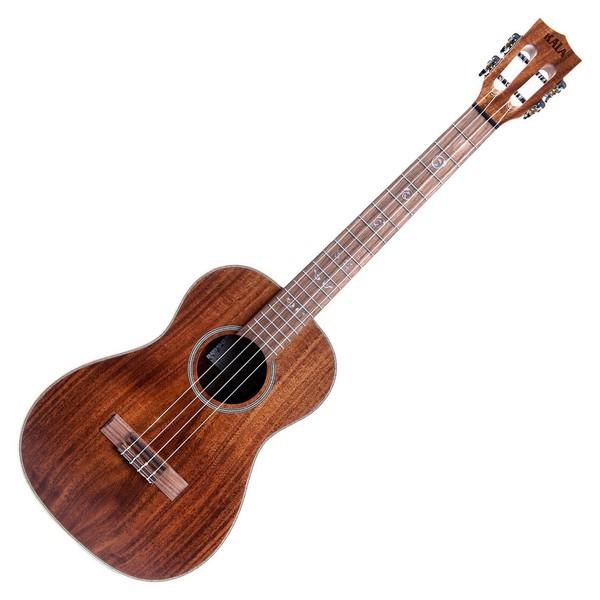 Kala KA-ASAC-B Acacia Acoustic Baritone Ukulele, Natural Satin