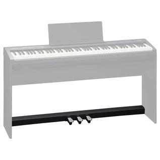 Roland KPD-70 Triple Pedal for FP-30 Digital Piano, Black